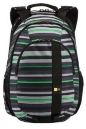 Case logic Berkeley Plus BPCA 115 Carrying Case  Backpack  for 15 6  Notebook  Tablet   Wasabi