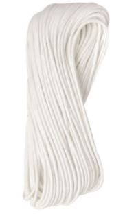 Elite First Aid Inc  550 Cord Pack Of 5 White