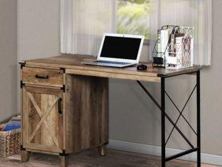 Carbon loft Elspet 47 inch Writing Desk  Retail 229 99