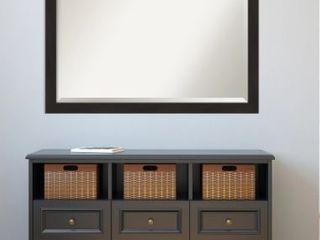 Copper Grove Baroeul Bathroom Vanity Wall Mirror with Espresso Frame  Retail 93 99
