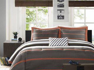 Home Essence Teen Cody Printed Comforter Full Queen Bedding Set