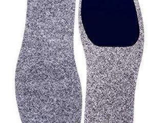 AetnaFelt   65707 Half Spring Steel Turf Toe Insole  Men s Size 11  Pair