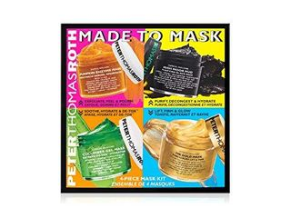 Peter Thomas Roth Made To Mask 4 Piece Mask Kit  Facial Masks Beauty  Facial Mask Skin Care  4 Count