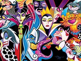 Ceaco Perfect Piece Count Puzzle   The Disney Collection   Villains