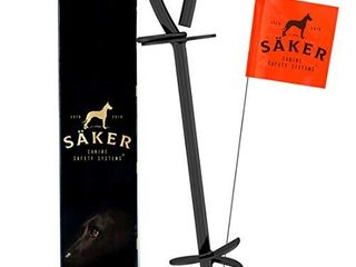 SAker Heavy Duty Tie Out Stake   Strongest Anchor Holds 2 large Dogs Over 180lbs   Premium Dog Stake for Peace of Mind in the Yard  in Camping or at the Beach   Rustproof