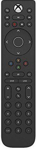 PDP Gaming Multipurpose Talon Media Remote Control  Xbox One  Blu Ray  Streaming Media