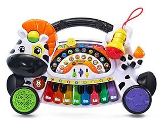 VTech Zoo Jamz Piano  Frustration Free Packaging
