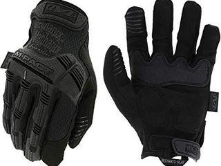 Mechanix Wear  M Pact Covert Tactical Work Gloves  X large  All Black