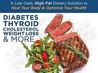 The Keto Cure  A low Carb High Fat Dietary Solution to Heal Your Body and Optimize Your Health  1