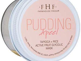 FarmHouse Fresh Pudding Apeel Tapioca Rice Active Fruit Glycolic Mask  3 2 Fl Oz