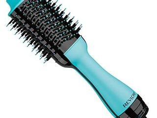 REVlON One Step Hair Dryer And Volumizer Hot Air Brush  Mint