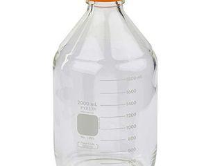 Pyrex 1395 2lCNEa 2l Round Media Storage Bottle