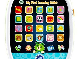 leapFrog My First learning Tablet  Scout  Green