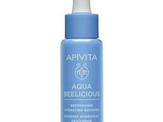 APIVITA Aqua Beelicious Refreshing Hydrating Booster Serum 1 01 fl oz    Hyaluronic Acid Serum