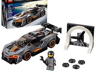 lEGO Speed Champions Mclaren Senna 75892 Building Kit  219 Pieces