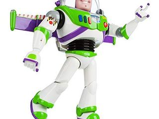 Disney Buzz lightyear Interactive Talking Action Figure   12 Inches