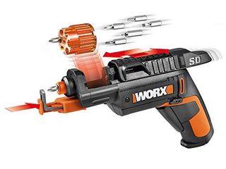 WORX WX255l SD Semi Automatic Power Screw Driver with Screw Holder