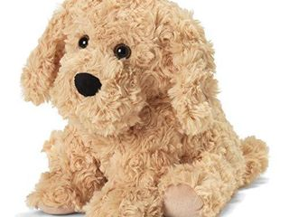 Intelex Warmies Microwavable French lavender Scented Plush  Golden Dog Warmies  Godlen Dog  One Size