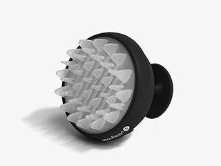 Vitagoods Scalp Vibrating Massaging Shampoo Brush   Handheld Massager  Water Resistant   Black