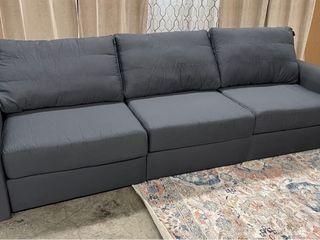 3 Piece Modular Sofa
