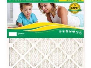 18x30x1  Naturalaire Standard Air Filter Merv 8  84858 011830  Pack12