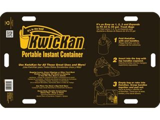 Kwickan KC100IS Portable Instant Container  Black Yellow