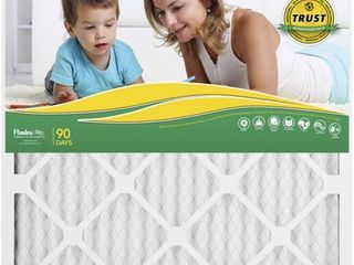 NaturalAire Standard Air Filter  MERV 8  20  x 20  x 1  1 Pack