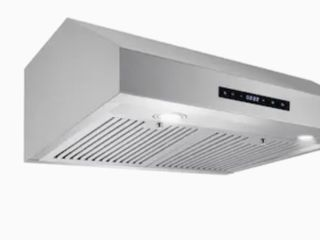 Cosmo 30 in Ducted Stainless Steel Undercabinet Range Hood new