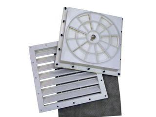 AutoVent Automatic Shelter Vent Kit