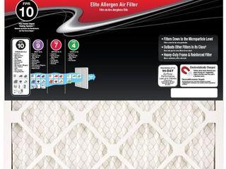 18 x 24 x 1 Elite Allergen Pleated FPR 10 Air Filter