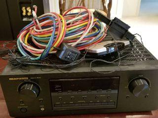 Marantz receiver and Universal remote controller