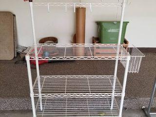 Metal bakers rack 55 x 41 x 14