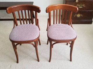 Set of 2 chairs 30 1 2 tall