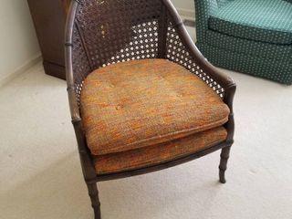 Caine barrel chair