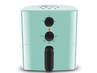 Elite Gourmet 1Qt Compact Air Fryer  Blue   Blue