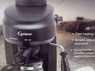 Capresso Steam Espresso   Cappuccino Machine