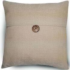 Studio Chic Home Beige Throw Pillow