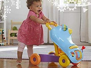 Playskool Step Start Walk  n Ride Active 2 in 1 Ride on And Walker Toy