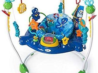 Baby Einstein Neptune s Ocean Discovery Activity Jumper  Ages 6 months