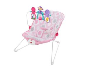 Fisher Price Bouncer   Pink Ellipse