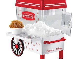 Nostalgia SCM550COKE Coca Cola Snow Cone Maker