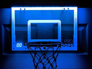 Franklin Sports Pro Hoops lED with Electronic Scoring Arcade Game