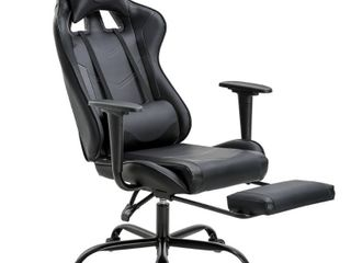 Pc Ergonomic Faux leather Gaming Chair