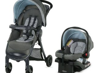 Graco FastAction SE Travel System   Carbie