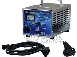 48volt 17amp Golf Cart Battery Charger with EZ Go RXV connector