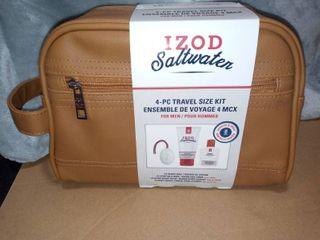 IZOD SAlTWATER 4 pc travel size kit