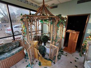 Garden Pergola   Decorations