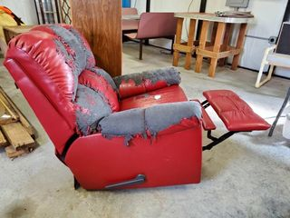 Well Used Recliner