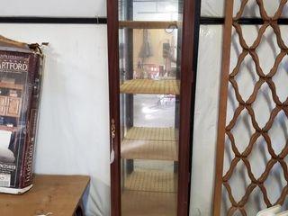 Display Cabinet   Wood Trimming