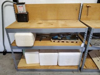 Metal Frame Workbench   Contents